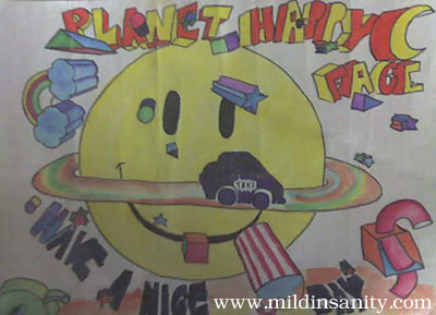 Planet Happy Face